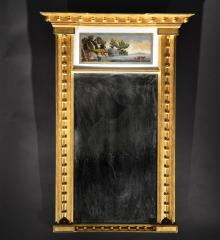 Large Boston Gilded Pier Mirror - R12941