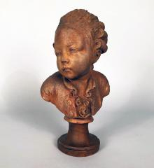 Superb Bust by Jean-Bapytiste Pigalle - R16633
