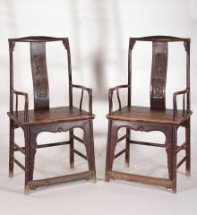 Pair of Arm Chairs - RDA15594