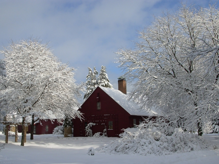 Photo From 2007 Snowstorm