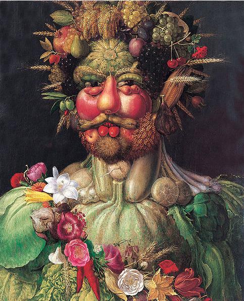 Giuseppe Arcimboldo  Vertumnus 1590