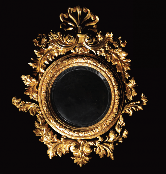 Neoclassical Convex mirror